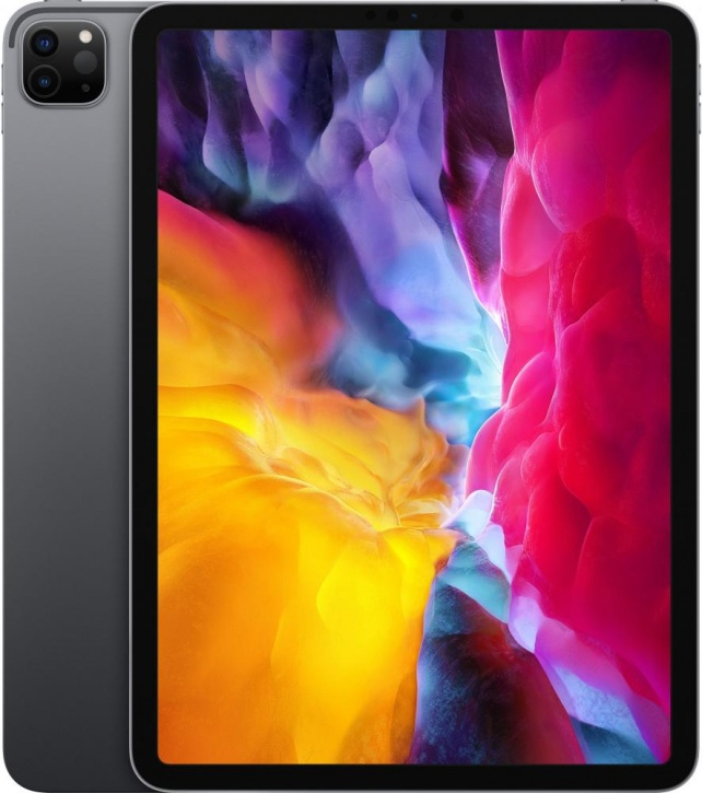 Планшет Apple iPad Pro 11 (2020) 128Gb Wi-Fi + Cellular (серый космос)